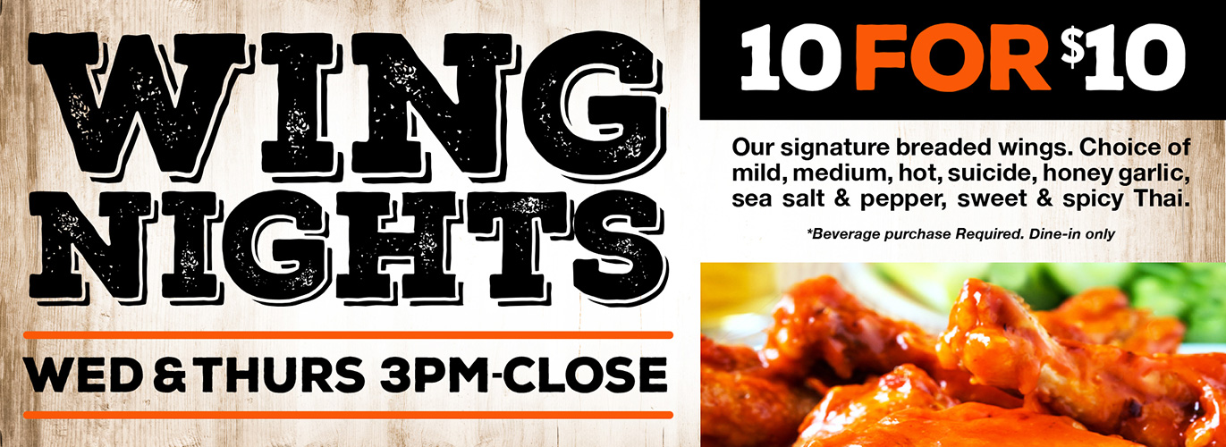 Wing-Nights