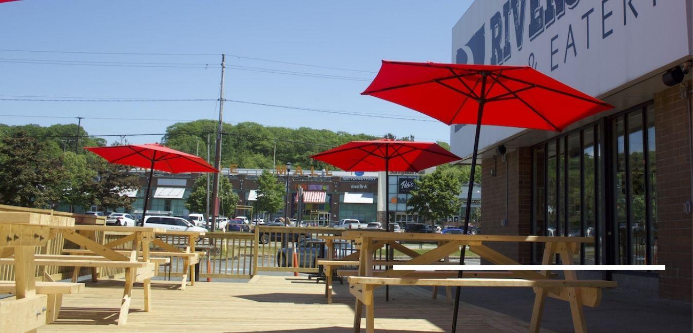 riverside patio